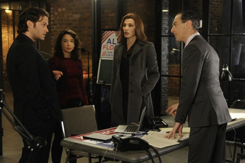 The Good Wife campaign