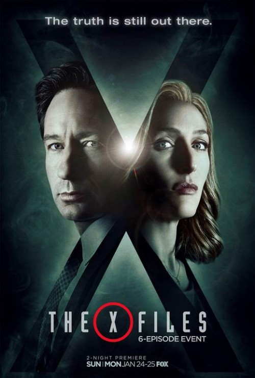 The X Files 10