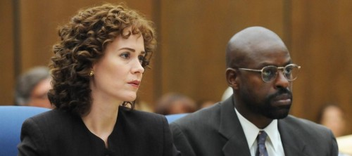The People v. O.J. Simpson- American Crime Story Marcia and Chris