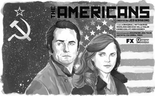 the americans Hueto