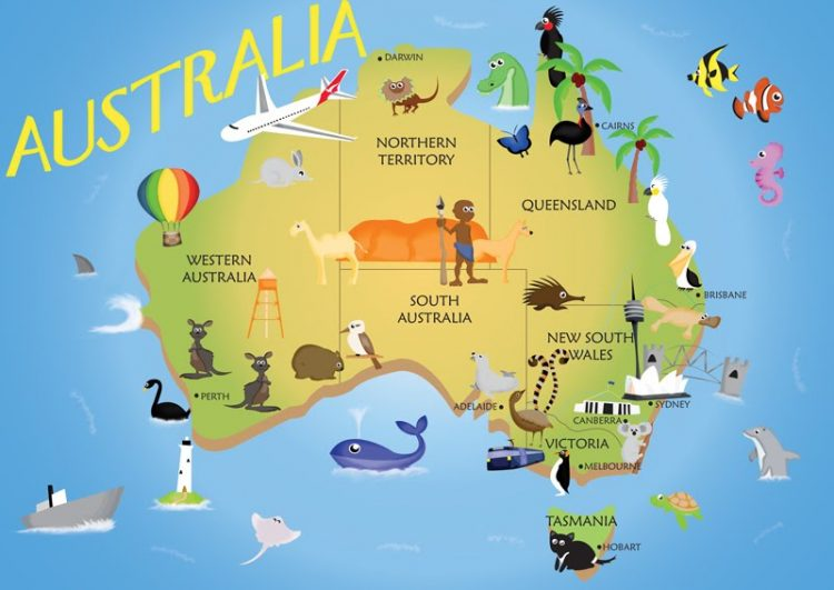 Australia kids