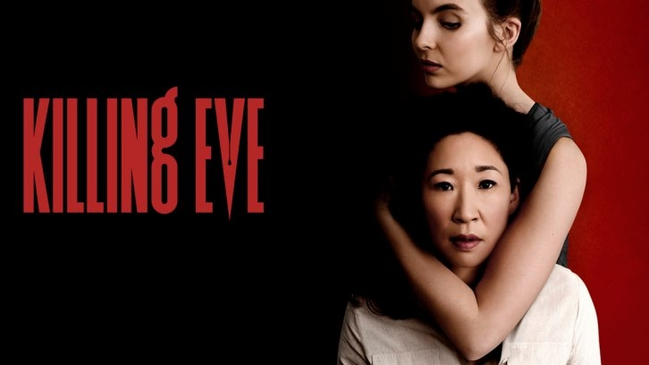 Killing eve poster
