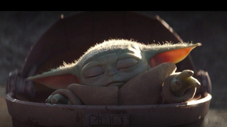 Baby Yoda force