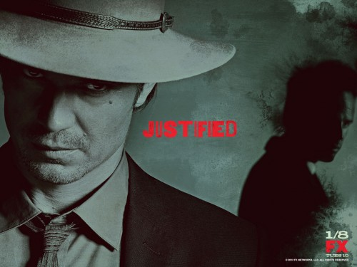 Justified season 4 poster 5