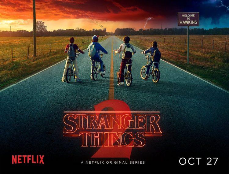 Stranger 2 poster