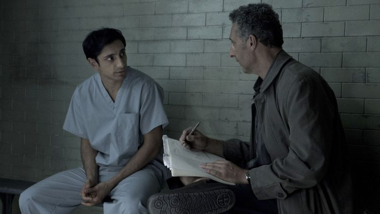Riz Ahmed and John Turturro