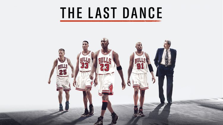 The Last Dance poster 2