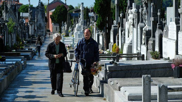 Patria episodio 6 cementerio
