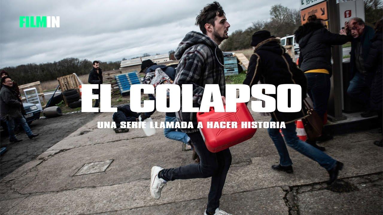 El colapso poster