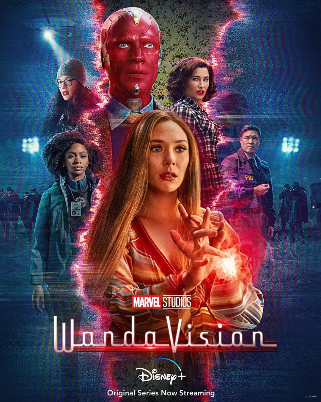 Wanda Vision poster vertical